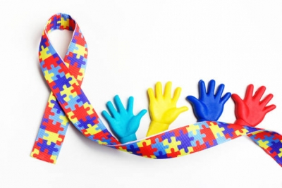 Symbol for Autism ribbon