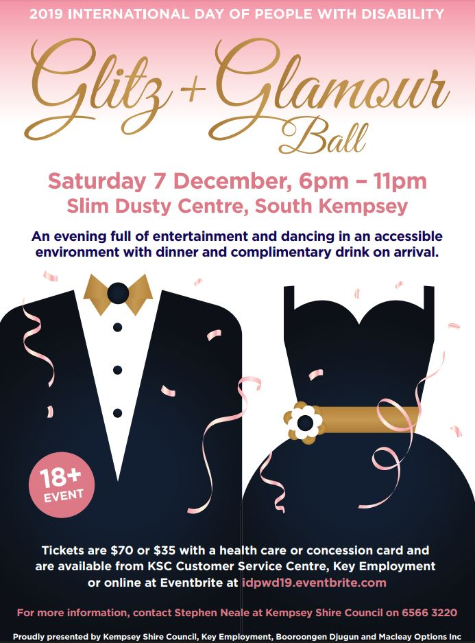 Glitz and Glamour Ball