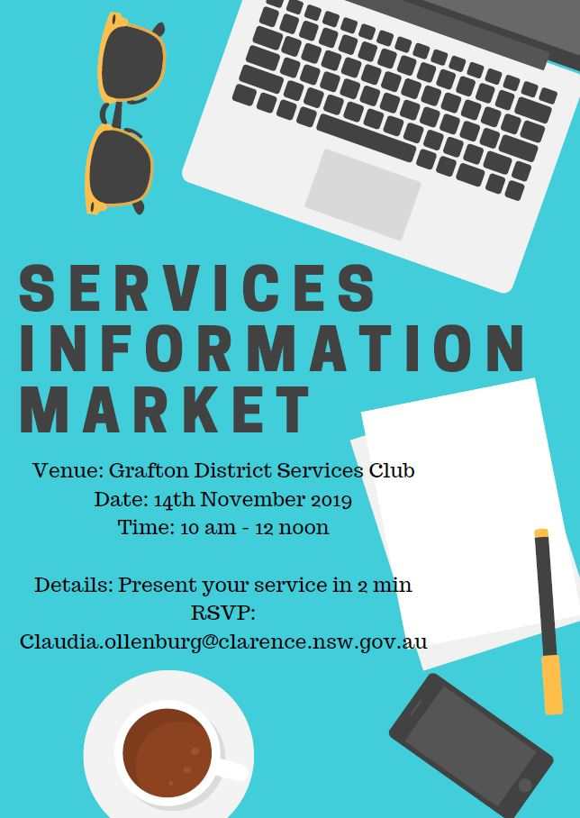 Services Information Market