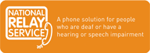 National Relay Service,  A phone solution for peopel who are deaf or have a hearing or speech impairment