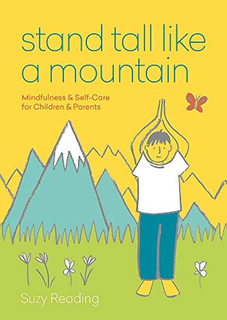 Book Cover of Stand Tall like a Mountain
