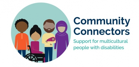 Community Connectors - Support for multicultural people with disabilities