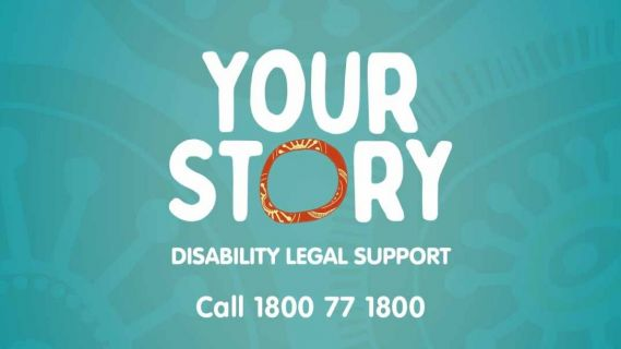 Your Story Disability Support Call 1800 77 1800