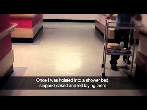 Image of a nursing home floor