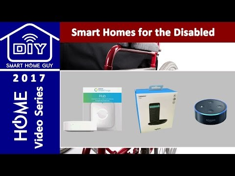 Picture of smart home items available to purchase