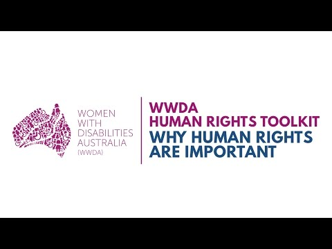 Human Rights - Women with Disabilities Australia