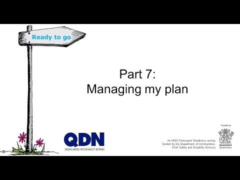 My Learning Passport Part 7 Managing my plan