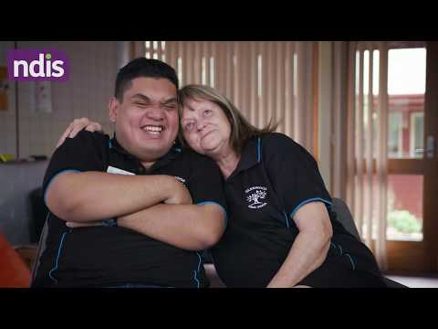 NDIS Story - Justin's journey to job success