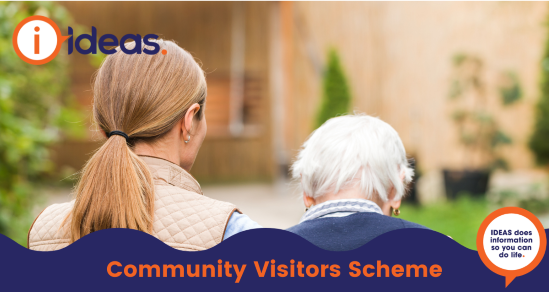 Community Visitors Scheme: Providing Friendship to Older Australians