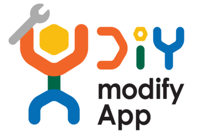Image of DIY modify app logo