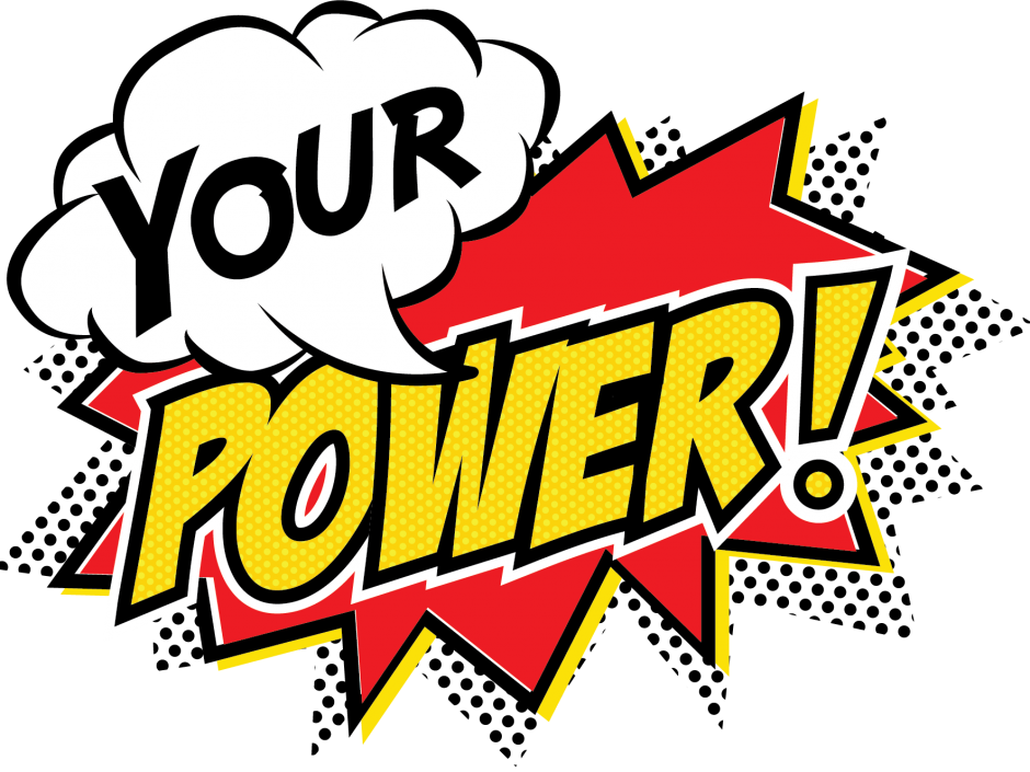 Your Power!