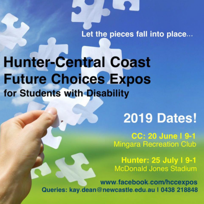 Hunter Central Coast Furture Choices Expo - Copy