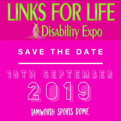 Links for Life Disability Expo