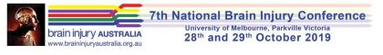 7th National Brain Injury Conference