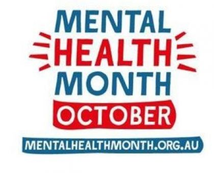 Mental Health Month Image
