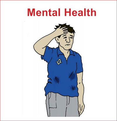 Mental Health - Easy English Booklet