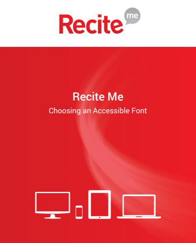 Red book cover with images of computers